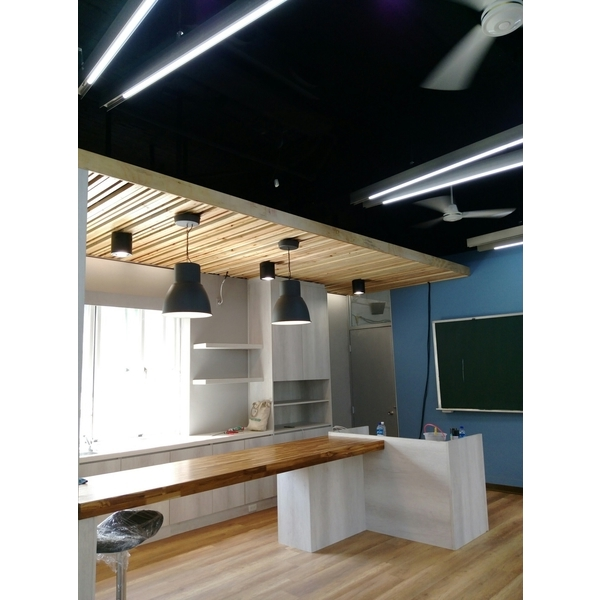 充實語文資優教室裝修工程