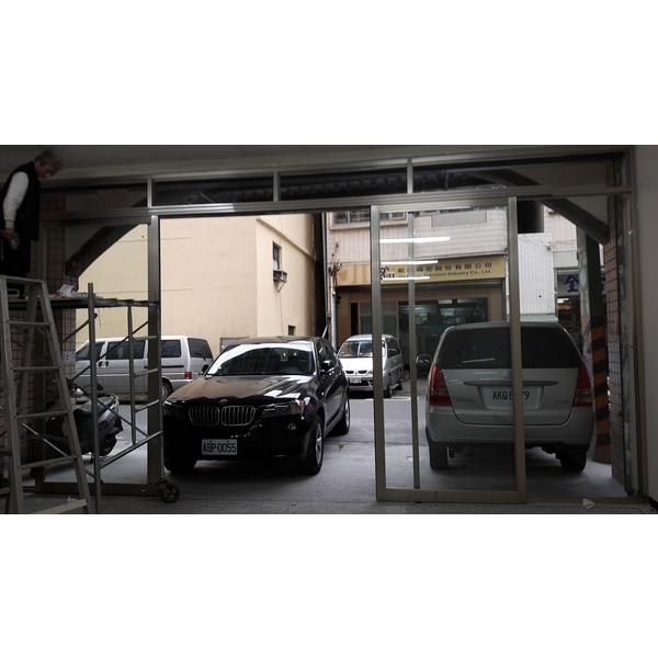 鋁製店面門1-昇順工程行-新北