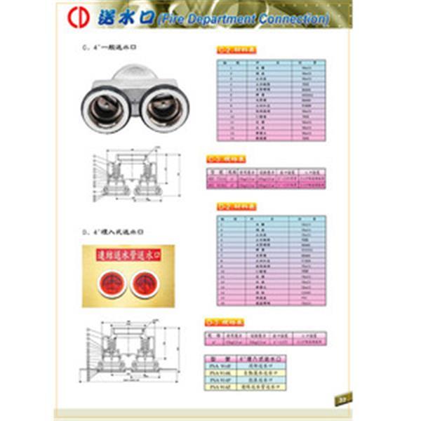 送水口-世勝防災設備工程有限公司-台南