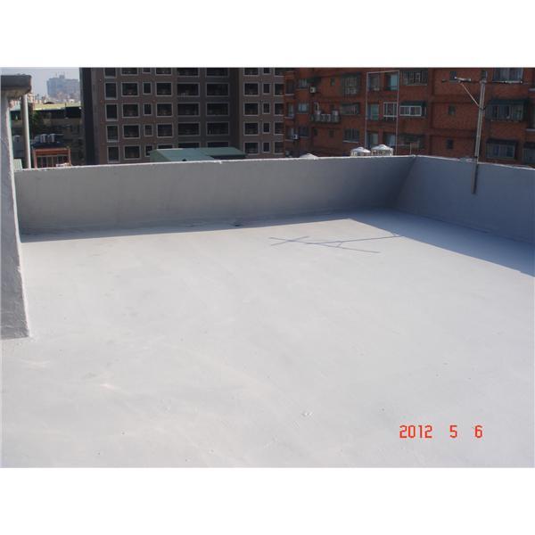 屋頂防水塗料施作-安雅順實業有限公司-新北