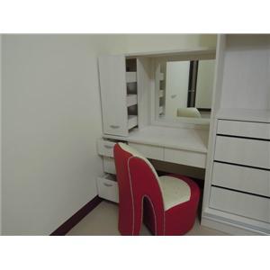 化妝台櫃-徠徠室內設計有限公司-台中