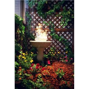 玄關人工植栽裝飾-柏澄園藝景觀養護工程公司-新北