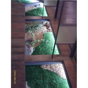 地板人工植栽裝飾-柏澄園藝景觀養護工程公司-新北