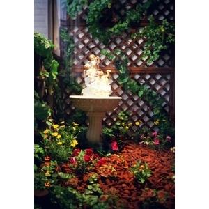景觀-玄關人工植栽裝飾