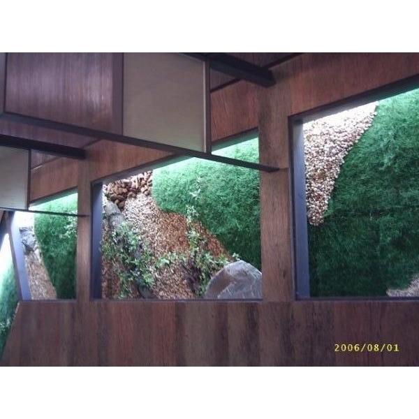 景觀-地板人工植栽裝飾-柏澄園藝景觀養護工程公司-新北
