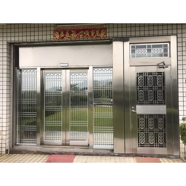 白鐵自動門 (2)