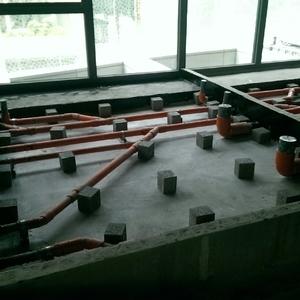 浴室降板工程-前德實業股份有限公司-台北