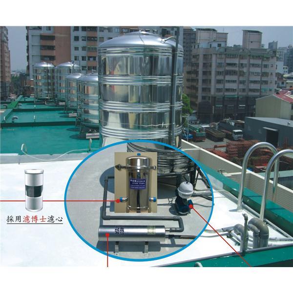 淨水器安裝實例