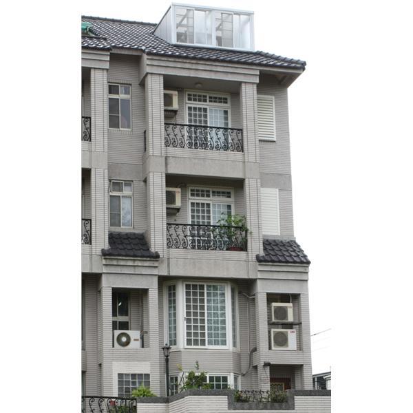 鵝牌六角管隔音防盜器密窗-隆泰不銹鋼門窗有限公司-台南