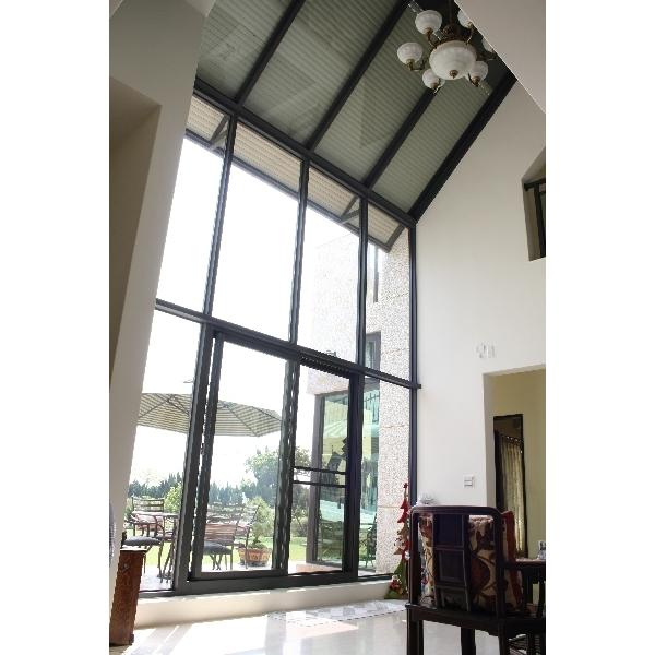 鵝牌氣密窗-隆泰不銹鋼門窗有限公司-台南