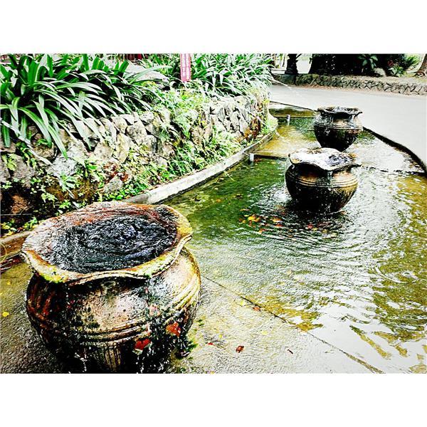 水池造景-園知景觀綠化有限公司-嘉義