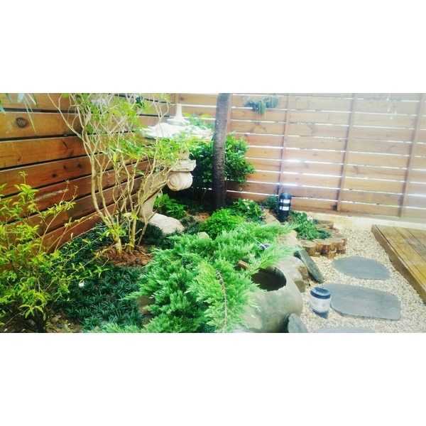 庭園造景-園知景觀綠化有限公司-嘉義