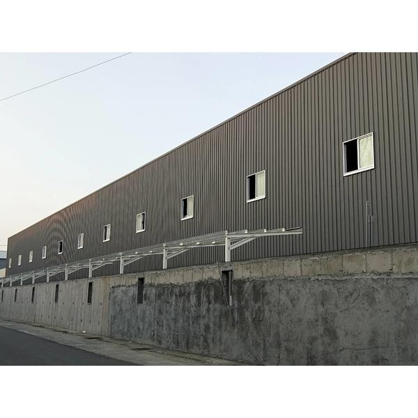 鋼板-施工後2-鑫誠鋼板材料行-台南