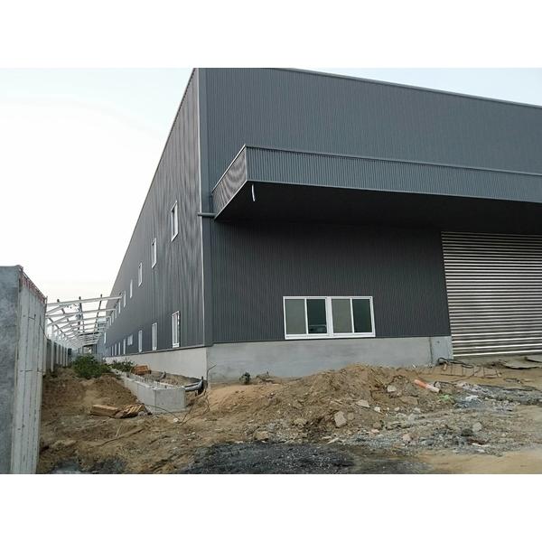 鋼板-施工後-鑫誠鋼板材料行-台南