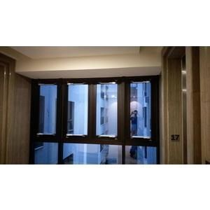 排煙窗(雙馬達)-元三實業行-台南