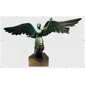 場域雕塑-維度凝視-成銅藝術有限公司-台北