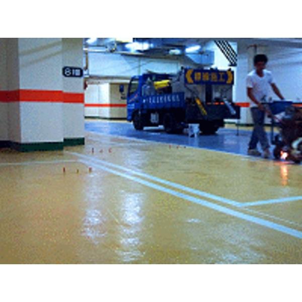 車道玻纖補強型防滑工程