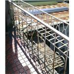 不銹鋼欄杆工程.白鐵欄杆工程