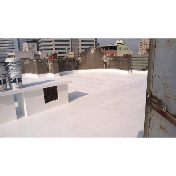 屋頂防水隔熱-萬泉工程有限公司-台中