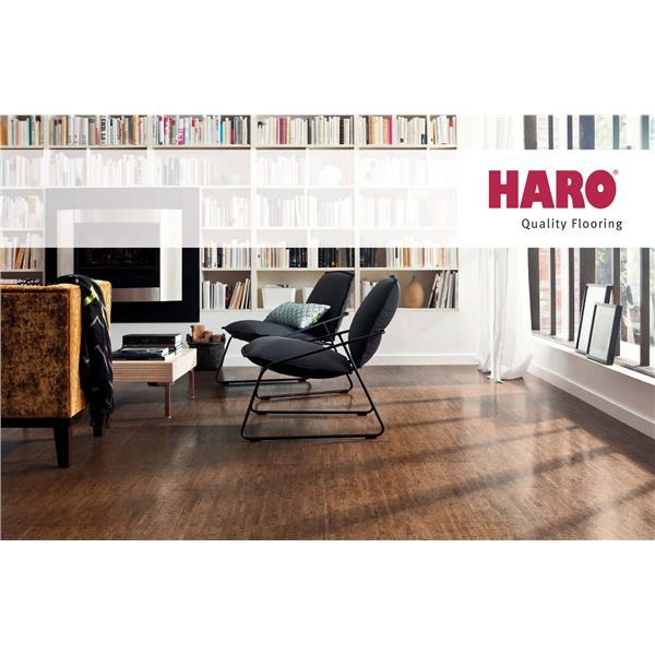 德國漢諾HARO  軟木地板-安傢木地板公司-台中