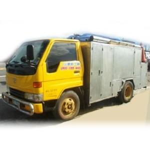 環保工程車-一太清潔衛生工程行-新竹
