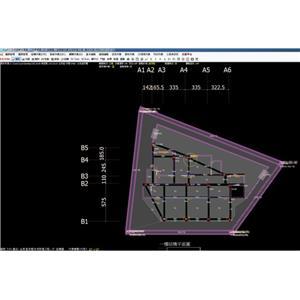 結構平面圖-全泰資訊有限公司-台南