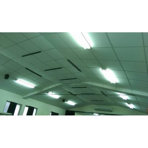架天花板材更新與中間修改平面-精瑑裝潢工程行-新北