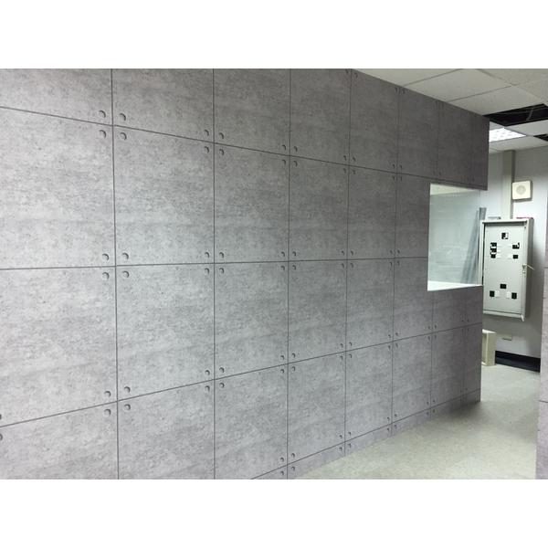 輕隔間貼仿清水膜壁紙-精瑑裝潢工程行-新北