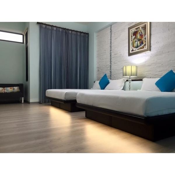 房間木地板-森暘超耐磨地板公司-台南