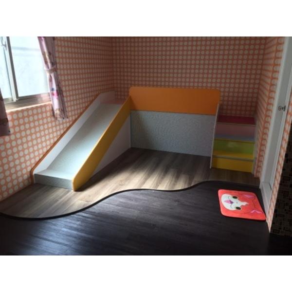 遊戲室木地板-森暘超耐磨地板公司-台南