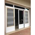 落地玻璃門-鼎發鋁門窗-鋁門窗,防盜門窗,採光罩,自動門,氣密窗,隔音窗,防盜格子氣密窗,門窗維修,特殊玻璃