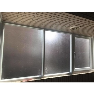 氣密窗附紗+固定及推射窗附折紗