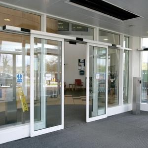 平移式自動門 Automatic Sliding Door-諾司實業股份有限公司-新竹