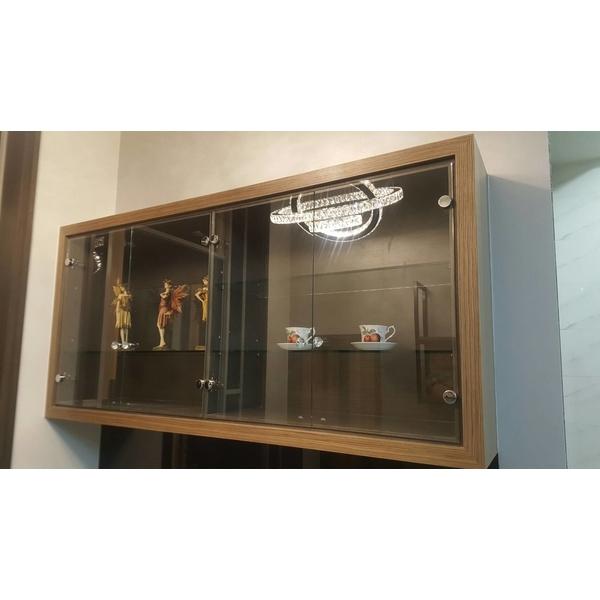 玻璃展示櫃-金興玻璃店-台中