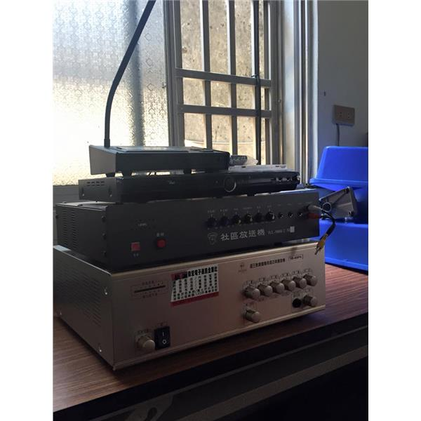 廣播系統-偉宏電子通訊企業社-屏東