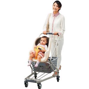 AW33購物賣場嬰兒手推車-台灣康貝股份有限公司-台北