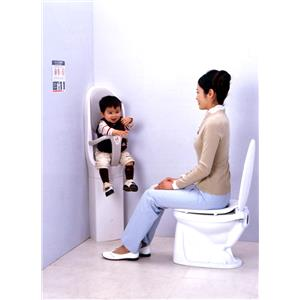 BK-F72廁所兒童安全座椅(豪華落地型)-台灣康貝股份有限公司-台北