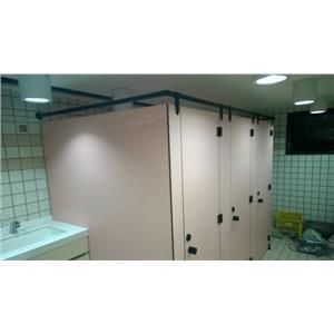 女廁隔間-承品工程行-台中