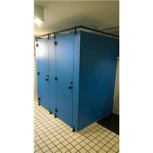 男廁隔間-承品工程行-台中