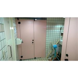 女廁隔間工程-承品工程行-台中