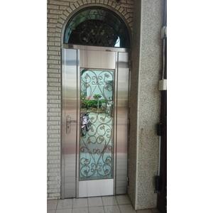 ST白鐵玻璃門