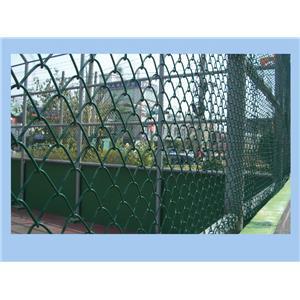 PVC菱形圍籬網