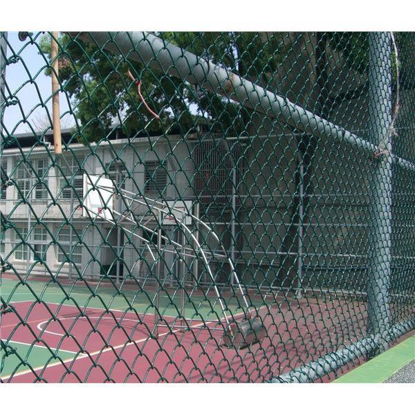 PVC圍籬用網