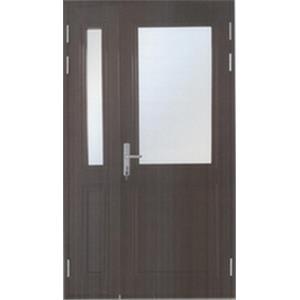 加壓氣密玄關門-建興鋁門窗工程行-新北