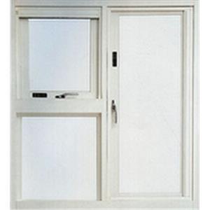 氣密推開窗-建興鋁門窗工程行-新北