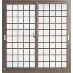 氣密防盜橫拉窗-建興鋁門窗工程行-新北