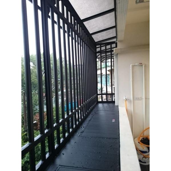 陽台凸窗-建興鋁門窗工程行-新北