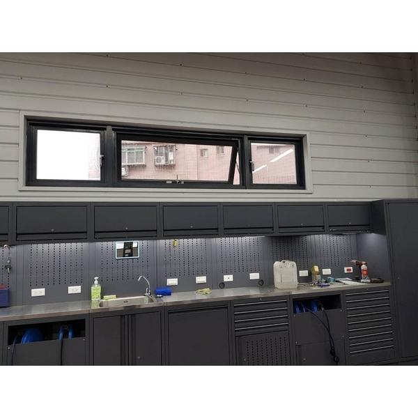 推射窗-建興鋁門窗工程行-新北