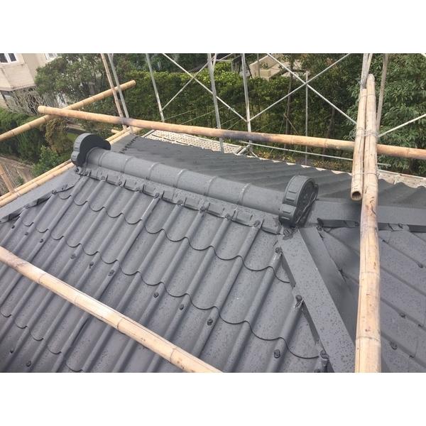 琉璃鋼瓦屋頂1