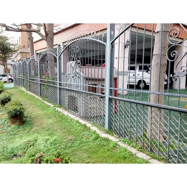 鐵欄杆圍籬-翊煒企業有限公司-台中